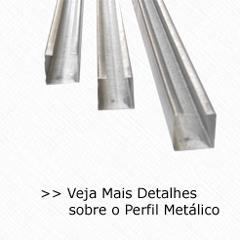 Perfil Metálico para Estrutura do Forro de PVC